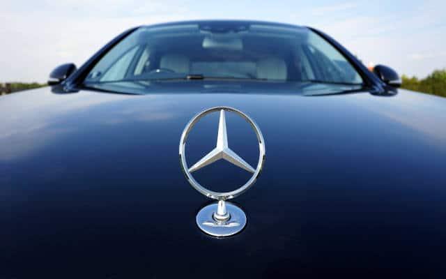 Mercedes-verkaufen