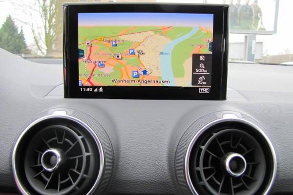 Audi-Navigationssystem