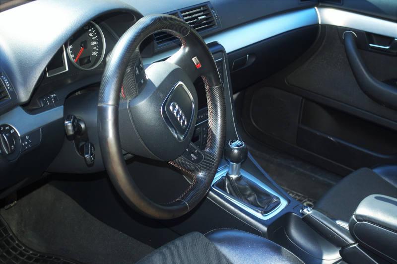 Sonderausstattung-Audi