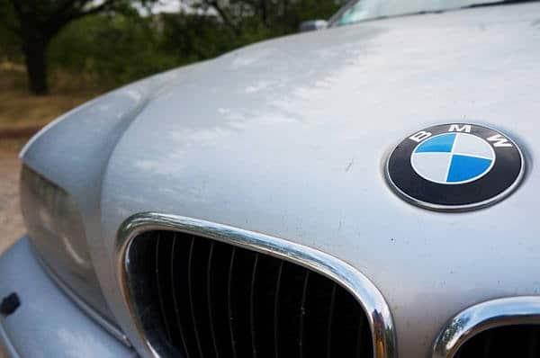 BMW 7er verkaufen