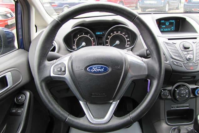 Lenkrad-Ford