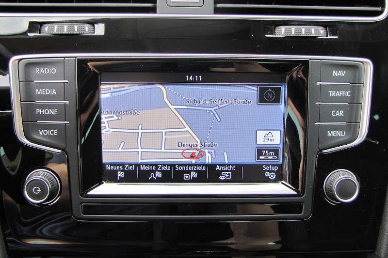 Navigationssystem-VW