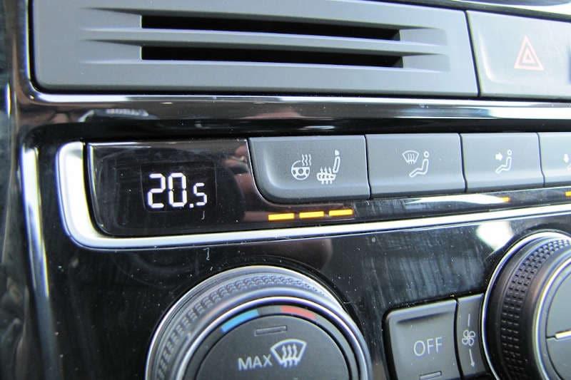 Sitz- & Lenkradheizung VW
