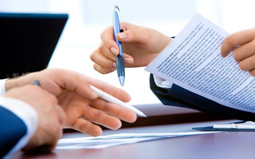Was muss in einem Kaufvertrag enthalten sein?